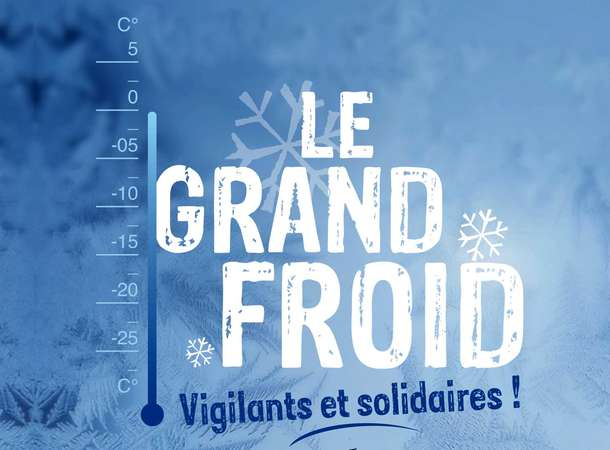 Dispositif grand froid : ouverture des registres d'inscription le 2 novembre