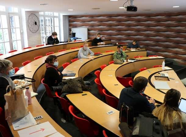 Amiens Cluster couve les startups © Amiens Cluster