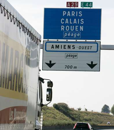 Amiens, une accessibilité optimale © Laurent Rousselin-Amiens Métropole