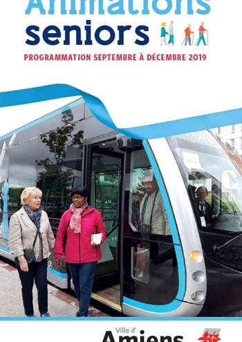 Le programme Animations Seniors